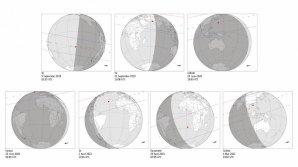 Předpovědi zákrytů hvězd satelity planety Jupiter Autor: ESA/Gaia/DPAC; Bruno Morgado (Brazilian National Observatory/LIneA, Brazil) et al (2019)