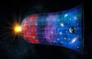Vznik vesmíru od Velkého třesku po současnost Autor: Andrea Danti/Adobe Stock