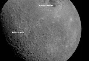 Neobvyklý pohled na část odvrácené strany Měsíce přinesla už 22. 8. indická sonda Chandrayaan-2, která je už na jeho oběžné dráze. Fotka je z výšky 2650 km Autor: ISRO