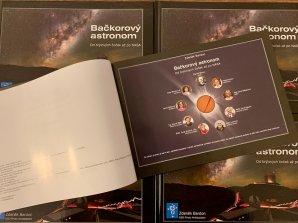 Bačkorová astronomie Autor: Miroslav Grnja