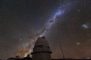 Dánský teleskop La Silla Autor: Zdeněk Bardon