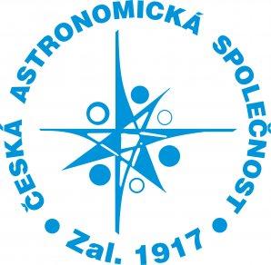 Logo České astronomické společnosti Autor: ČAS