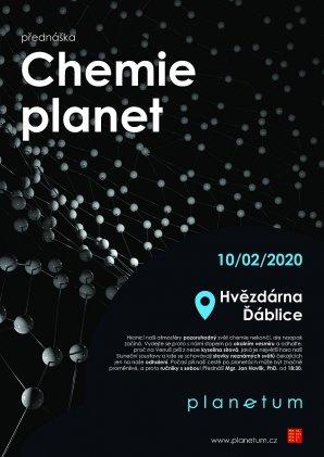 Chemie planet Autor: Planetum