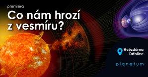 Co nám hrozí z vesmíru? Autor: Planetum