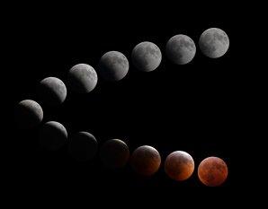 Zatmění Měsíce Autor: Christopher Nagy