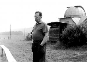 Vladimír Mlejnek Autor: Archiv Hvězdárny v Úpici