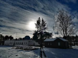 Hvězdárna v Úpici Autor: Marcel Bělík