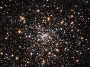 Fotografie blízké kulové hvězdokupy NGC 6397 pořízená kamerou ACS na palubě Hubbleova vesmírného teleskopu v letech 2004 až 2005 Autor: NASA, ESA, and T. Brown and S. Casertano (STScI)