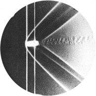 Fotografie rázové vlny zhotovená profesorem Ernstem Machem Autor: Ernst Mach