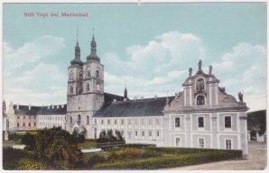 Klášter Teplá je premonstrátský klášter u Mariánských Lázní, který založil u osady Teplá blahoslavený Hroznata z Ovence roku 1193. Autor: Archív Josefa Jíry