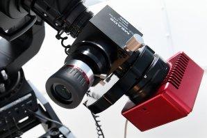 Citlivá detekční CCD kamera pomáhá svědeckými pozorováními na observatoři WHOO!. Autor: Fyzikální ústav vOpavě