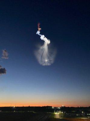 Raketa Sojuz-2.1b startuje 1. července 2021 s 36 družicemi sítě OneWeb