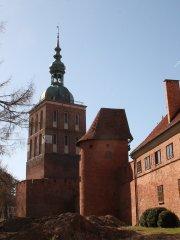Bývalá zvonice katedrály ve Fromborku Autor: Jaromír Ciesla