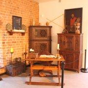 Tak nějak vypadala původní pamětní místnost věnovaná Mikuláši Koperníkovi Autor: Jaromír Ciesla