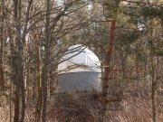 Kopule dalekohledu Sendtner Autor: Jaromír Ciesla
