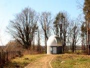 Kopule dalekohledu Reinfelder – Repsold Autor: Jaromír Ciesla