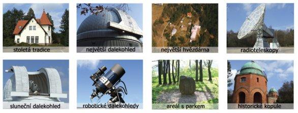 Na co se můžete těšit při prohlídce ondřejovské hvězdárny? Autor: Astronomický ústav AV ČR