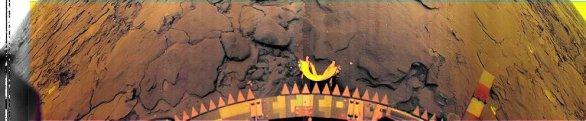 Veněra 14, kamera 2 Autor: Don P. Mitchell