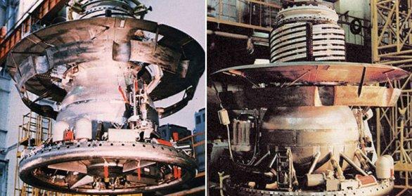 Vega – přistávací modul Autor: Don P. Mitchell