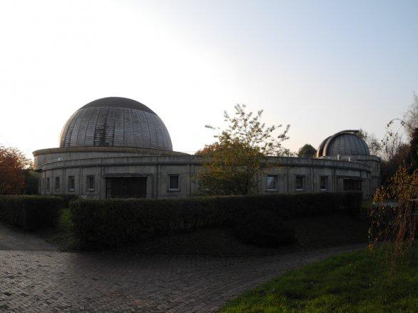 Planetárium a hvězdárna Mikuláše Koperníka v Chorzowě v r. 2014. Autor: Jaromír Ciesla.