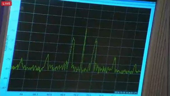 Signál z TGO zachycen Autor: ESA