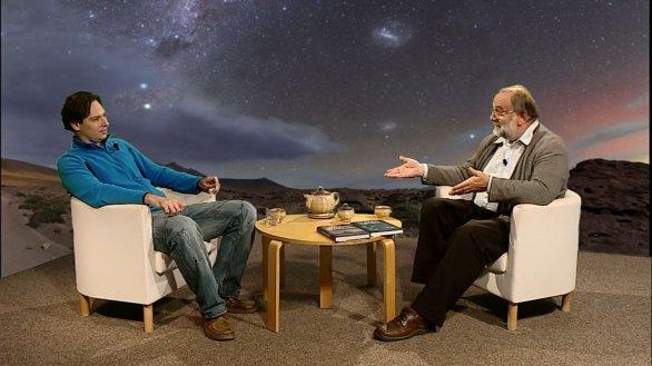 Petr Horálek v pořadu Hlubinami vesmíru o cestách pod tmavou oblohu jižní zemské polokoule. Autor: TV Noe.