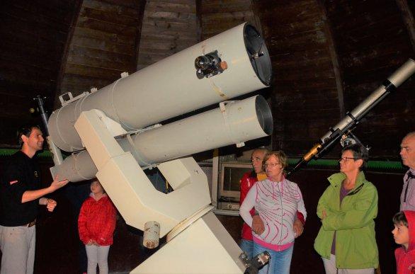 Dalekohled hvězdárny ve Vlašimi Autor: Hvězdára Vlašim