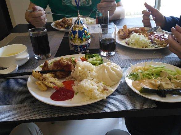 Ukázka jídla během našeho pobytu v Číně Autor: Václav Pavlík