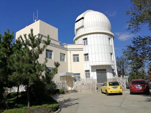 Observatoř Weihai Observatory of Shandong University Autor: Ota Kéhar