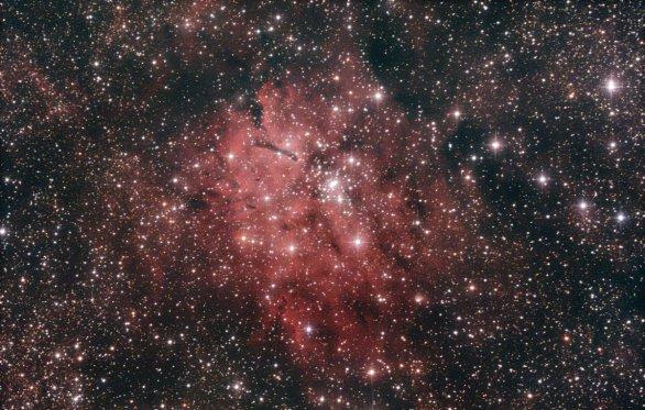NGC 6823 Autor: Martin Tylšar