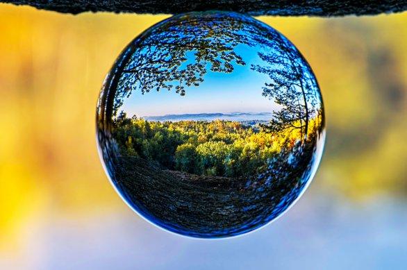 Snímek Podzimní ráno. Autor: Jan Stojan