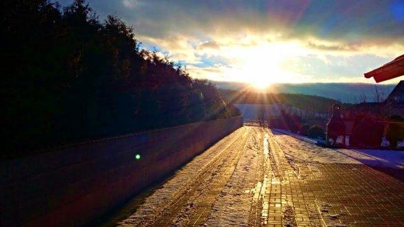 Snímek Kudy vede cesta dlážděná zlatými cihlami je tajemství. Autor: Dagmar Tomková