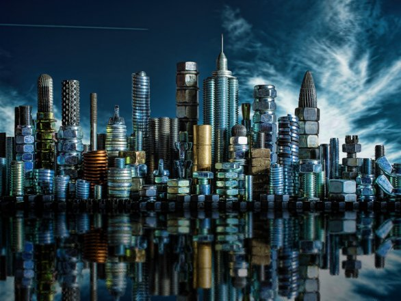 Snímek Ocelové město. Autor: Jan Stojan