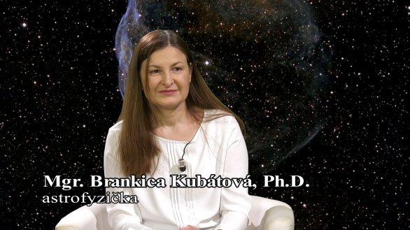 Mgr. Brankica Kubátová, Ph. D. Autor: TV Noe