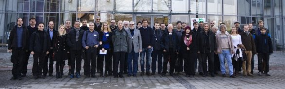 Účastníci konference 2015 v Ostravě Autor: Martin Mašek