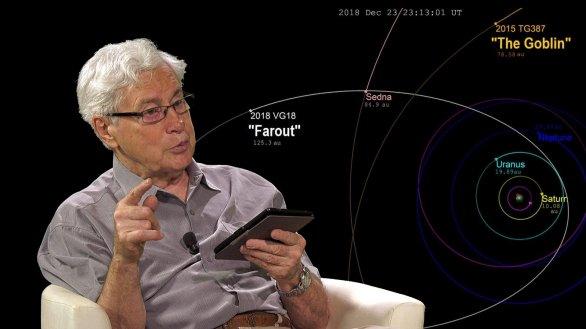 Dr. Jiří Grygar shrnuje zajímavé objevy roku 2018 v pořadu Hlubinami vesmíru Autor: TV Noe
