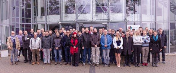 Společná fotografie účastníků 51. konference v Ostravě Autor: Martin Mašek