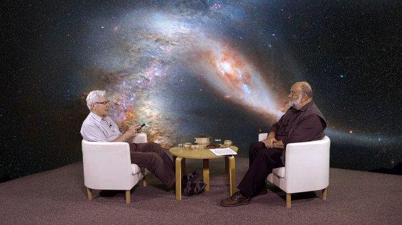 RNDr. Jiří Grygar v pořadu Hlubinami vesmíru