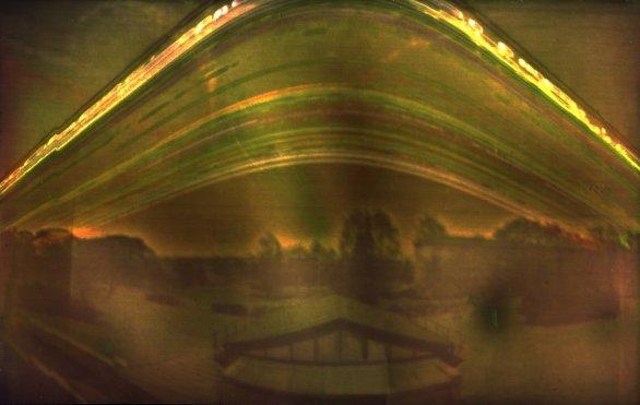 Změna dráhy Slunce po obloze v průběhu roku Autor: Martin Tylšar