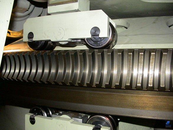 Šnekové kolo Perkova dalekohledu Autor: Zdeněk Bardon