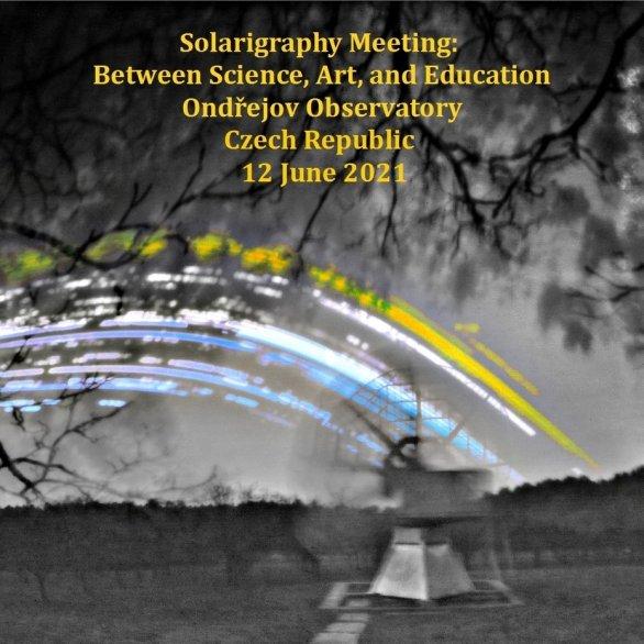 Solarografické setkání 2021 Autor: Maciej Zapiór