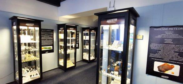 Muzeum meteoritů ve Frýdku-Místku