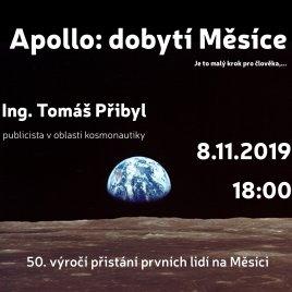 Apollo: dobytí Měsíce  Jičín 2019 Autor: Centrum přírodních věd Hvězdárna Jičín