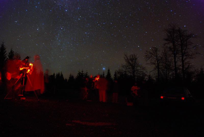 Seznamovací služba pro galaxii